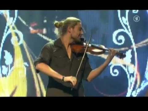 David Garrett - Verstehen Sie Spass - Corelli Beautiful and refreshing from December 10, 2011!!!