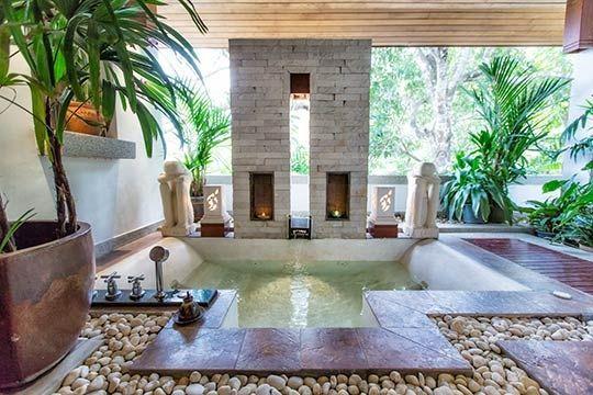 Best 25 balinese bathroom ideas on pinterest balinese - Calming zen house design bringing japanese style into singaporean home ...