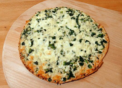White Pizza  Here is a restaurant copycat recipe for California Pizza Kitchen white pizza.
