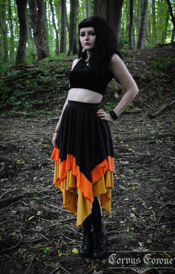 Element skirt FIRE