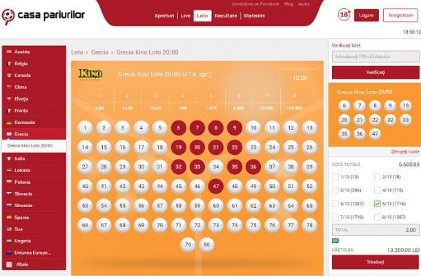 Articole Pariuri sportive pe PariuriX.com: Pariuri loto la Casa Pariurilor – pariază pe cele mai populare loterii din lume direct de acasă!