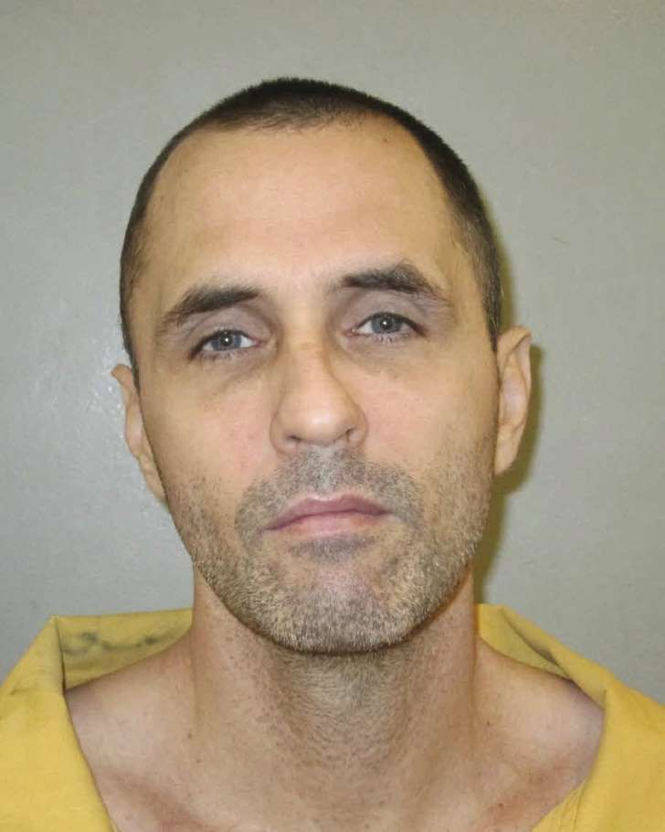 File-This undated photo provided by the South Carolina Department of Corrections shows Jimmy Causey who was re-captured in Texas early Friday, July 7, 2017, after his second escape from a maximum security prison in South Carolina, prison officials said. Agency spokeswoman Sommer Sharpe says Causey was arrested by the Texas Department of Public Safety around 3 a.m. Friday. There were no immediate details on where in Texas that Causey was found. (South Carolina Department of Corrections via…