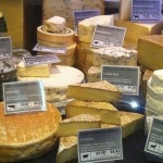 Cheese from Gogmagog Farm shop