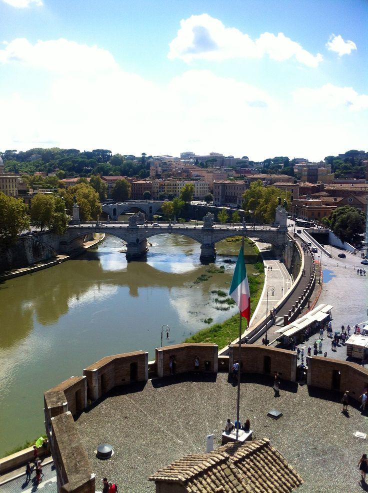 Tevere a Roma
