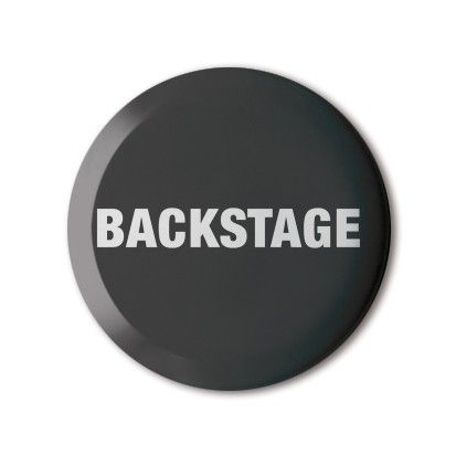 From Badges For A Better Life set: ❤️ #BBOTD Stereohype #button #badge of the day by FL@33 🎈🐿 — #stbio2 #backstage #vip #member #press #typography #blackandwhite #music #concert #live #gig #musicfestival #graphicdesign #graphicart #fashion #lifestyle #youth #culture