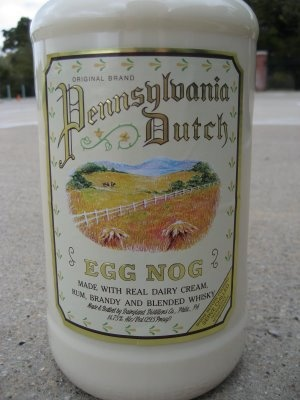 Pennsylvania Dutch Egg Nog... my Dad's favorite