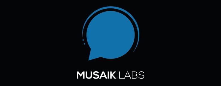 Musaik Labs - Logo Design