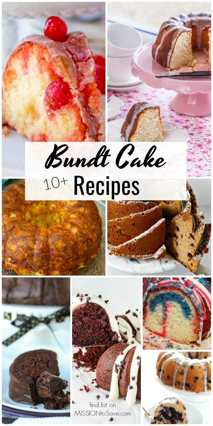 There is just something irresistible and intriguing about a bundt cake- yeah? Also, I love how creative you can get with not only the bundt cake recipe, but even the shape of the cake (thanks to those fun pans).  So check out this list of recipes and don't worry Mama Portokalos, even though there's a hole in this cake- you won't be missing a thing from these fabulous recipes! #bundtcake #cakerecipes #reciperoundup