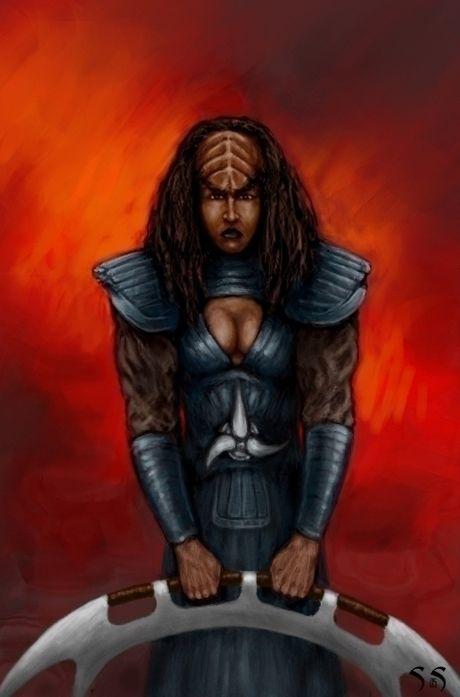 Female klingons — pic 2