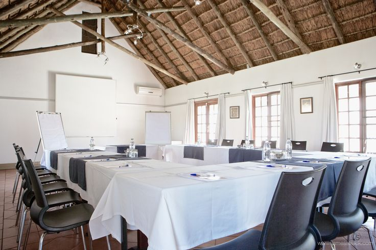 Mokoya Lodge | Conference Setup