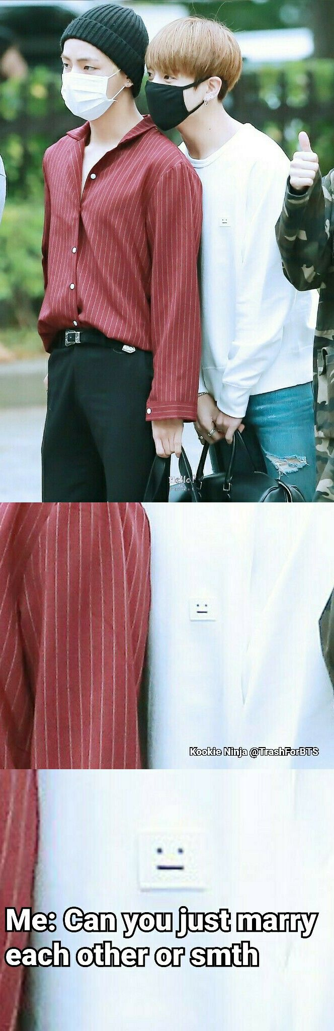I know they're best friends but I ship it so much it hurts | BTS - Vkook/ Taekook