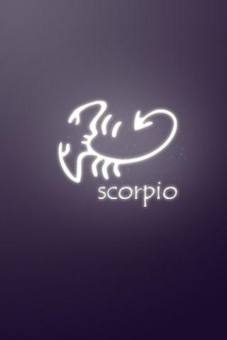 Constellation - scorpio