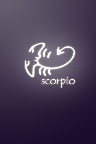 Constellation - scorpio