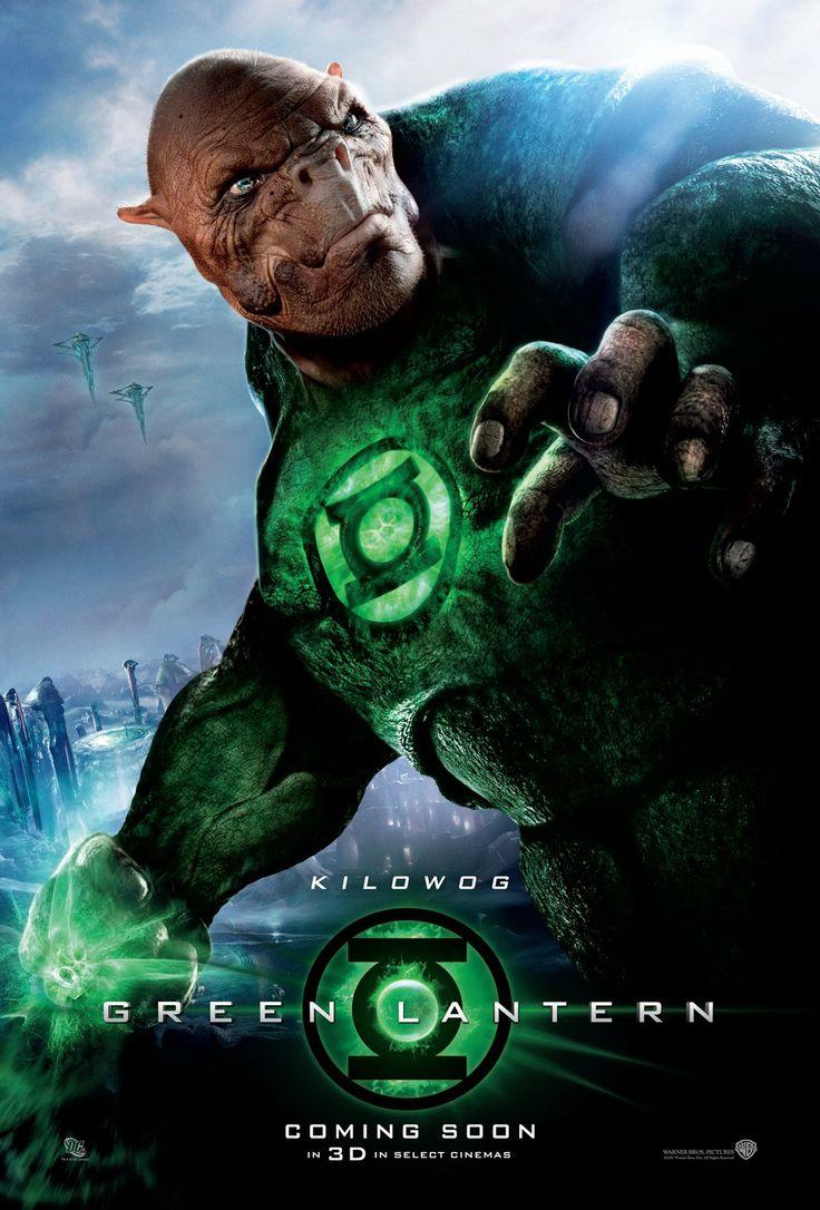 Green Lantern (film) | Green Lantern (2011) poster