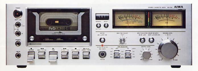AIWA AD-F40