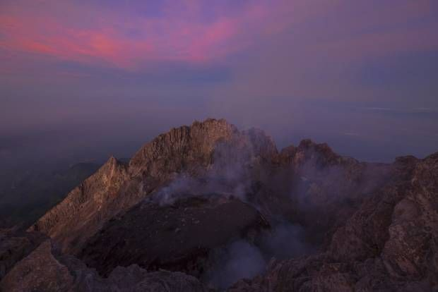 Jaga Kecantikan Gunung Merapi
