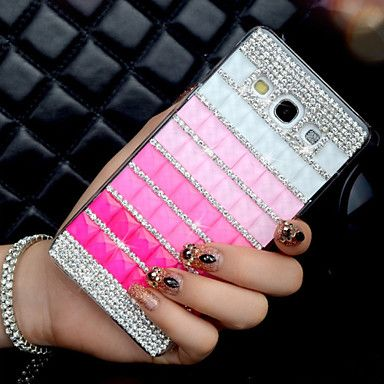 Upscale Luxury Bling Crystal Glitter Diamond Rhinestone Case For Samsung Galaxy Grand Prime/Core Prime/J1/J5/J7 4723271 2016 – $9.09