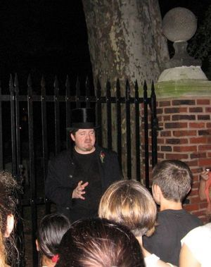 Lancaster Ghost Tours Reviews