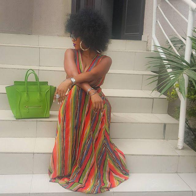 Daniella Okeke Launches her Daniella Okeke Foundation, displays the Logo on Instagram | Creebhills