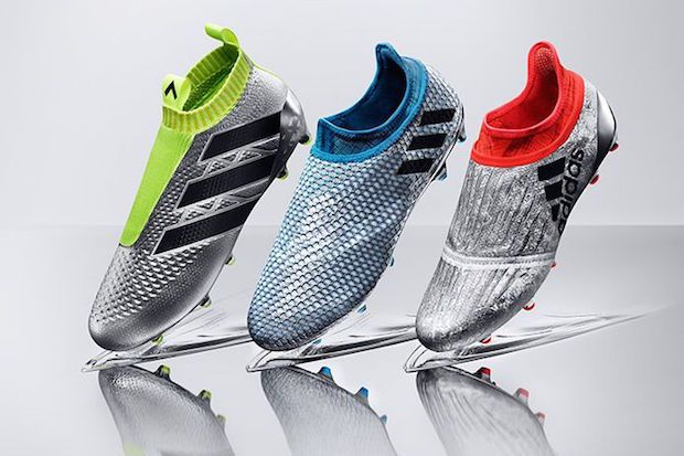 chaussure de foot sans lacet adidas mercury pack
