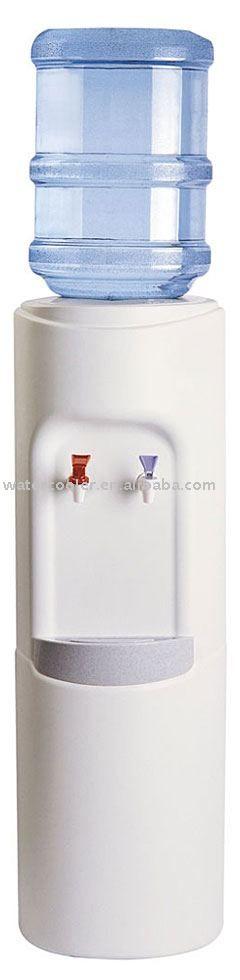 Normal de una casa- oficina de enfriador de agua con nosotros 5 gal( 19 l) botella en la parte superior-Fuentes de agua potable-Identificaci...