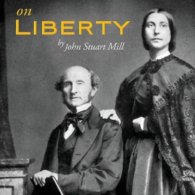 On Liberty (The Authoritative Harvard Edition 1909) by John Stuart Mill http://ow.ly/4ns5H7