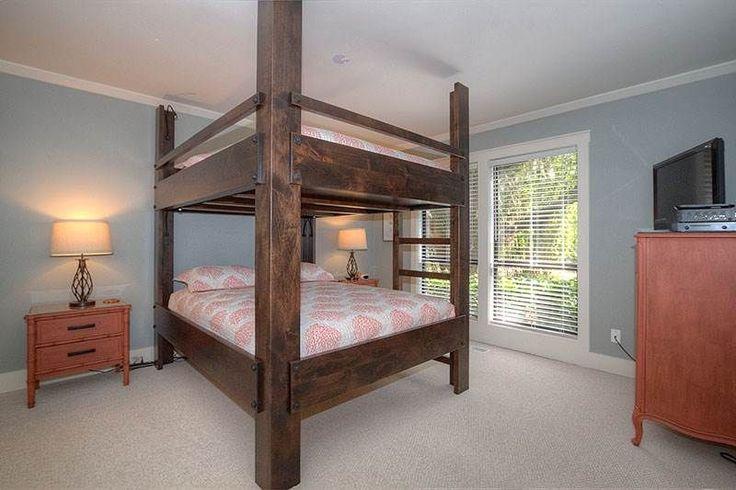 Les 55 meilleures images du tableau custom bunk beds sur for Lits superposes sur mesure