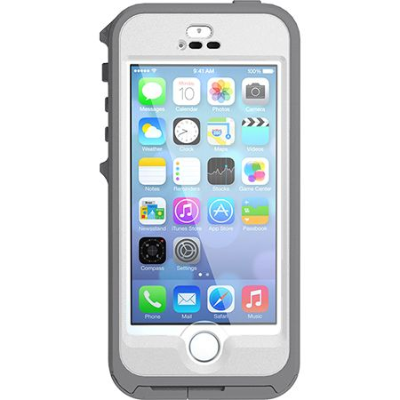 Waterproof iPhone 5s case | Preserver Series by OtterBox