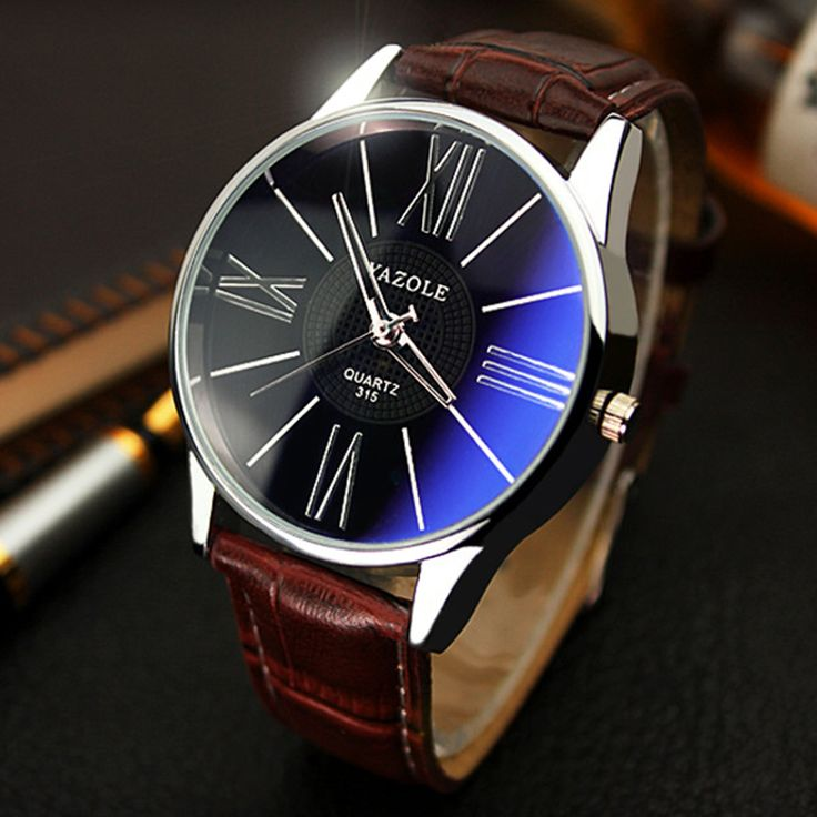 Mens Watches Top Brand Luxury 2017 Yazole Watch Men Fashion Business Quartz-watch Minimalist Belt Male Watches Relogio Masculino //Price: $10.95 & FREE Shipping //     #hashtag2
