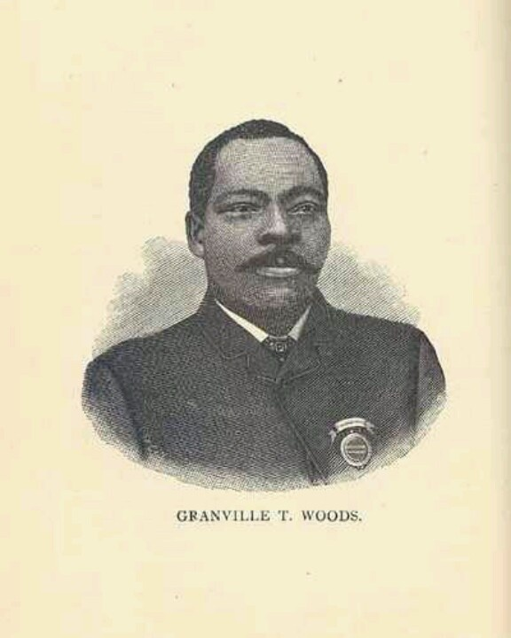 Granville T Woods Distinguished Men Of Colour Pinterest