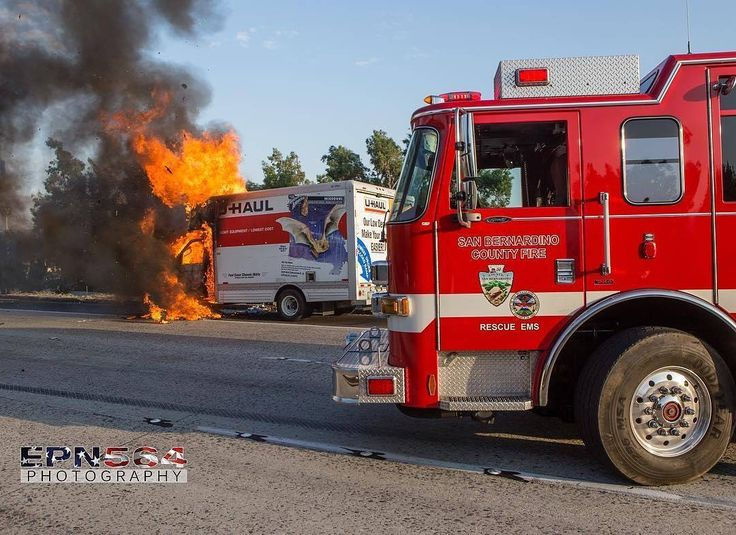 FEATURED POST @epn564 - San Bernardino County Fire ME226 arriving at a well involved uhaul. @Local935 . ___Want to be featured? _____ Use #chiefmiller in your post ... http://ift.tt/2aftxS9 . CHECK OUT! Facebook- chiefmiller1 Periscope -chief_miller Tumblr- chief-miller Twitter - chief_miller YouTube- chief miller . . . #firetruck #firedepartment #fireman #firefighters #ems #kcco #brotherhood #firefighting #paramedic #firehouse #rescue #firedept #workingfire #feuerwehr #brandweer #pompi