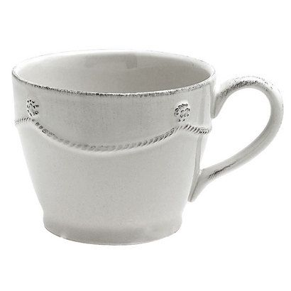 Juliska - Berry and Thread White Tea/Coffee Cup