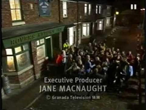 Coronation Street - 2000 Live Episode Part 6 of 6 (40th Anniversary)