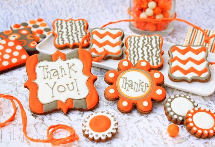 LilaLoa: Thank You Cookies