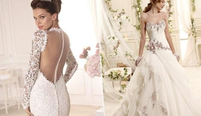 Свадебные платья модных дизайнеров - http://1svadebnoeplate.ru/svadebnye-platja-modnyh-dizajnerov-2804/ #свадьба #платье #свадебноеплатье #торжество #невеста