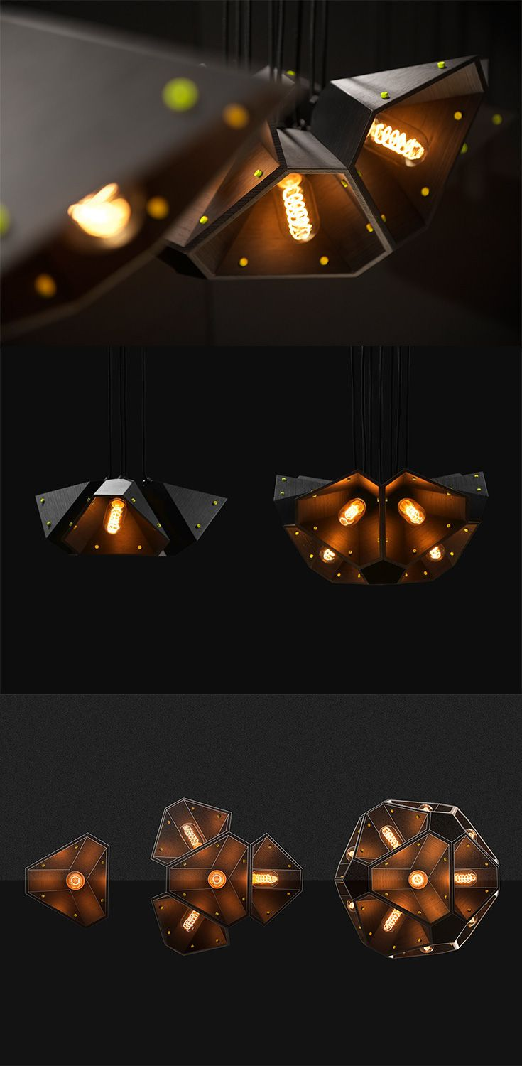 is actually one single pendant that offers a simple way to combine and get assembled with like-units to fulfill a myriad of lighting requirements ... & 388 best YD Lighting images on Pinterest   Product design ... azcodes.com