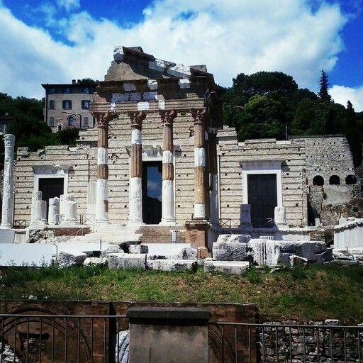 Capitolium human heritage