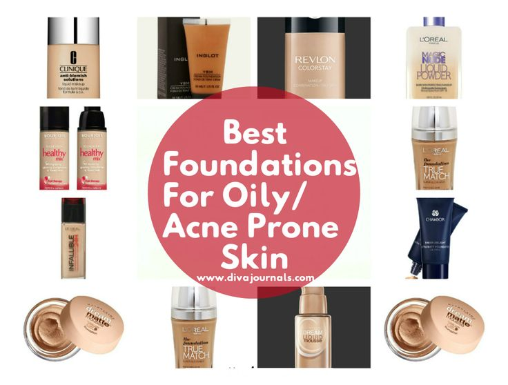 Hi Everyone, Finding Make up options for Oily-Acne prone is really not easy.It is extremely important to use oil-free,non-comedogenic make...