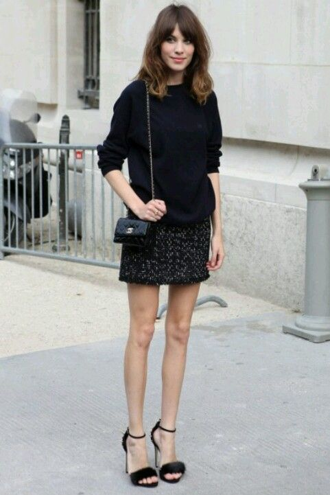 Alexa Chung #style #Fashion #mode