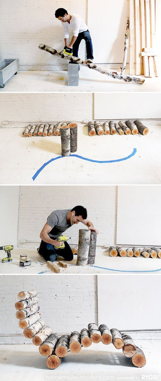 11 Super Cool DIY Backyard Furniture Projects | The Garden Glove