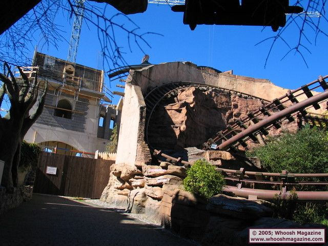 Black Mamba & Colorado Adventure | Phantasialand | Germany