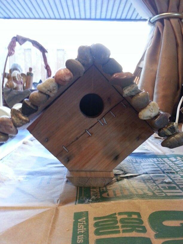 Gnome house step 3