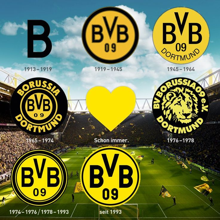 Because we love you! Always <3 #bvb #borussiadortmund #echteliebe