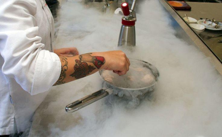 Os segredos da Gastronomia Molecular - http://superchefs.com.br/gastronomia-molecular-florianopolis/ - #AngelicaVitali, #EstacioFlorianopolis, #GastronomiaMolecular, #Noticias