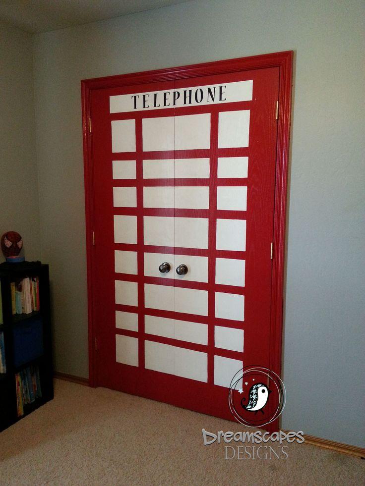 Superman Telephone Booth