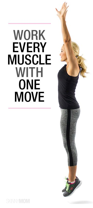 You will definitely feel the burn with this fitness move!