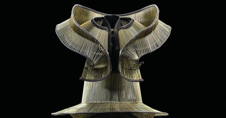 Iris Van Herpen's Extraordinary Clothes Are More Like Wearable Sculptures | WIRED
