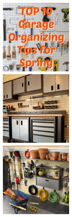 17 best images about garage organizing tips/hacks/ideas on ...