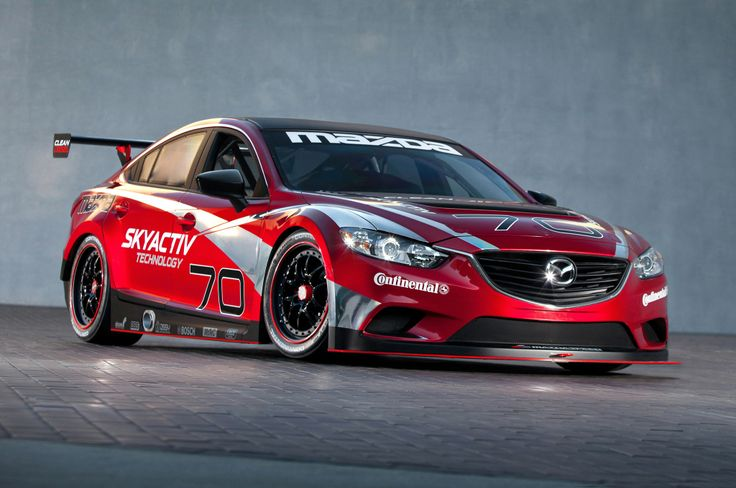 #Mazda 6 Sedan. What about this classy car.Do you think Mazda will join the #v8supercars