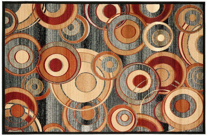 Safavieh Lyndhurst Circles Rug #CircleRugs